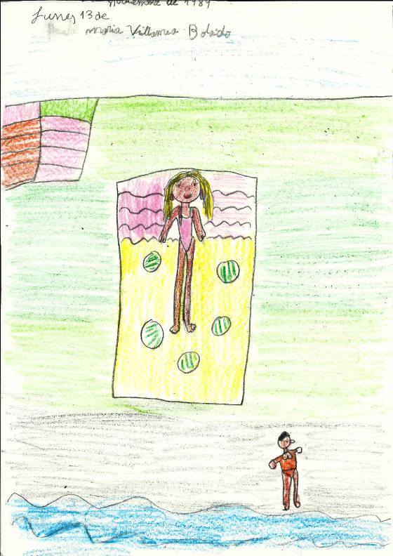 Paisaje Marino 19 Dibujos