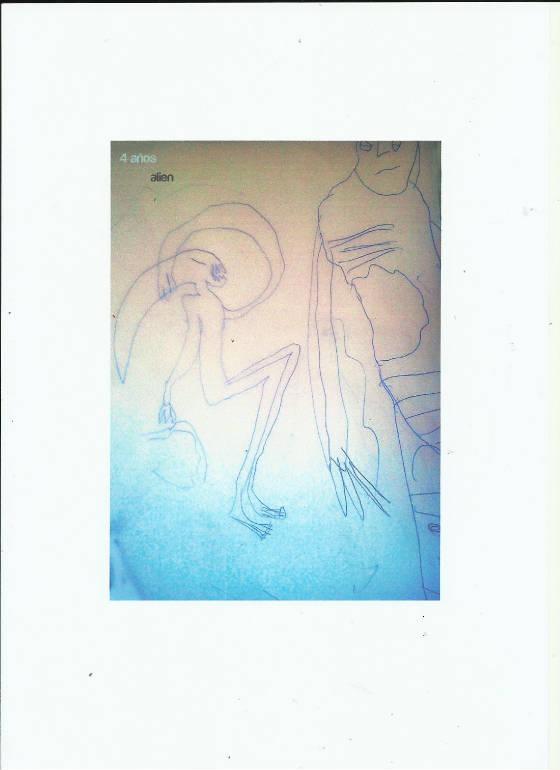 EXTRATERRESTRES, LOS (6 dibujos)