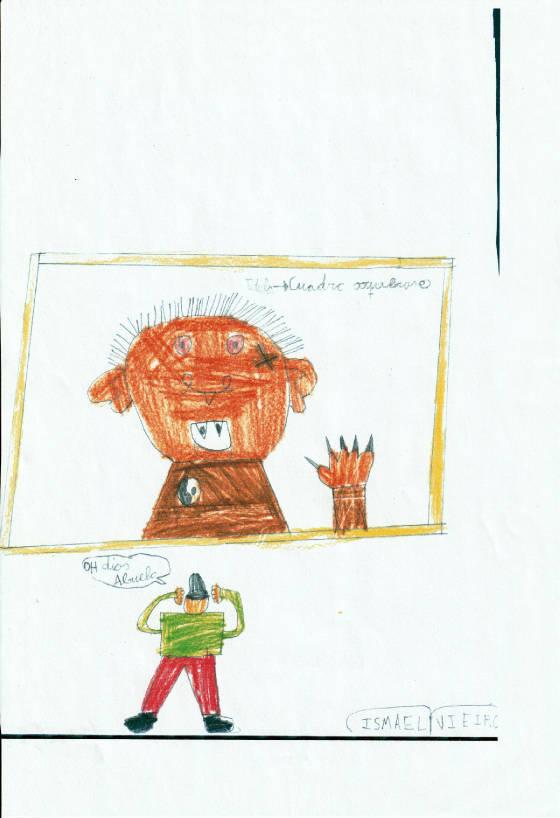 Traumas 13 Dibujos