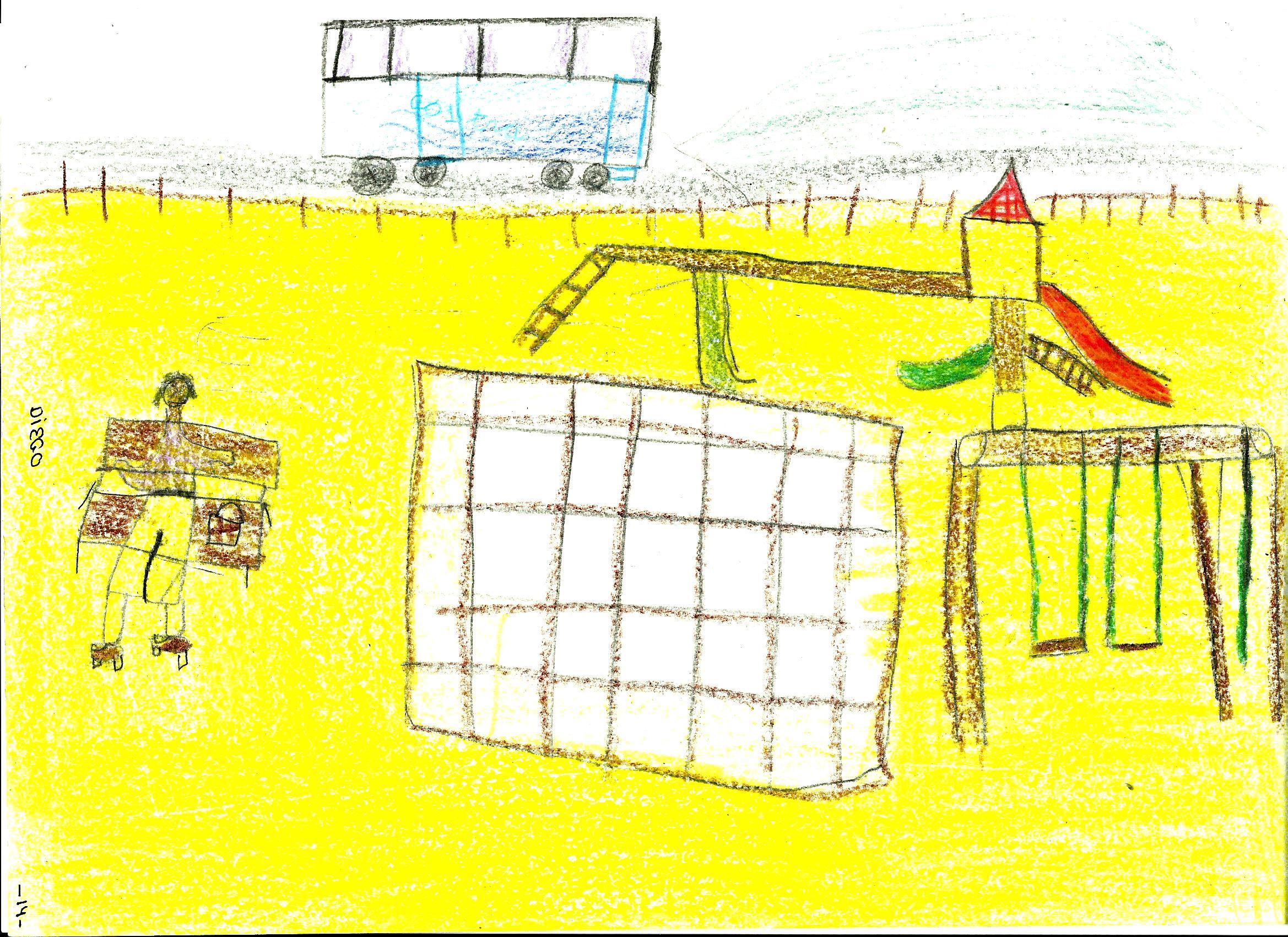 Como hacer un parque infantil great el parque infantil - Como hacer un parque infantil ...