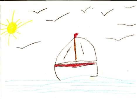 Vehículos. Barcos